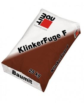 Затирка для швов клинкерной плитки «KlinkerFuge F»