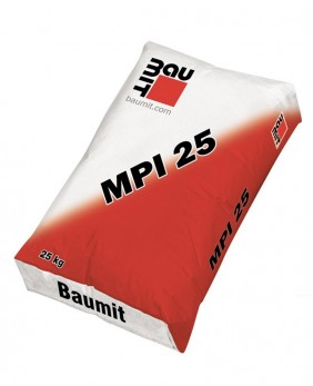 Цементно-известковая штукатурка «MPI 25»