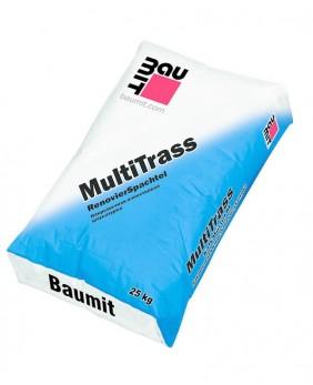 Ремонтная минеральная шпаклёвка «MultiTrass»