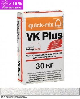Кладочный раствор «VK PLUS - Арт. 72101» - Водопоглощение >10% , цвет: «Алебастрово-белый»
