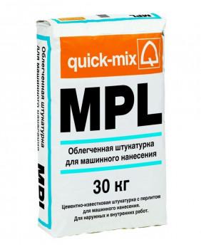 Облегченная штукатурка для машинного нанесения «MPL wa  - Арт. 72395»
