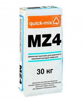 Цементная грунтовка для машинного нанесения методом набрызга  «MZ 4 - Арт. 72371»