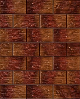 Цокольная плитка «Kamein Cer 21 Coral»