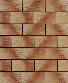 Цокольная плитка «Kamien Cer 8 Mocca»