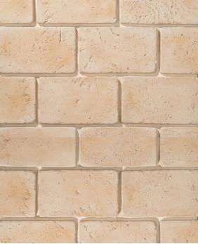 Искусственный камень для цоколя и фасада «Травертин - 02»